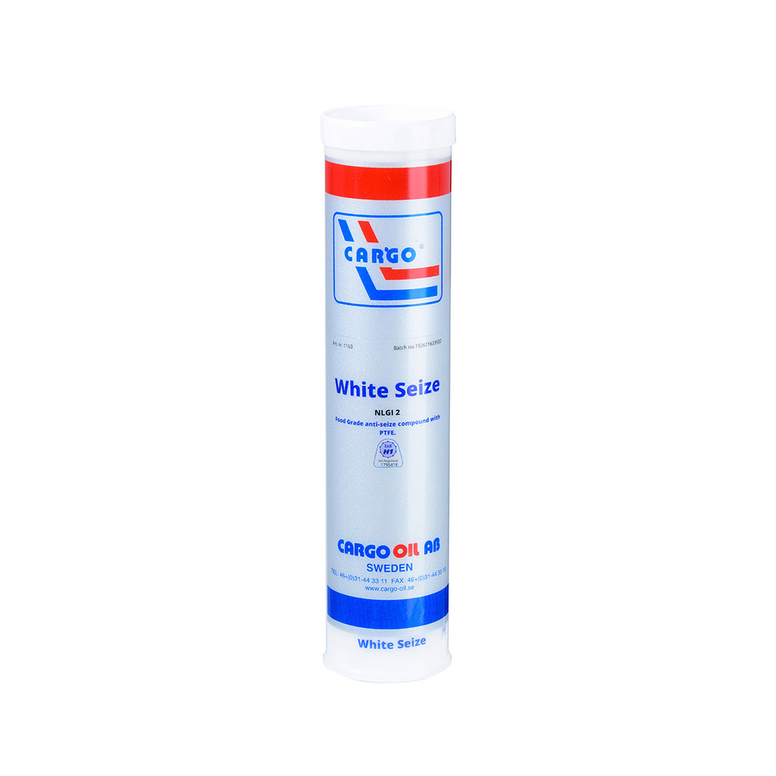 White Seize 食品级含PTFE防卡剂
