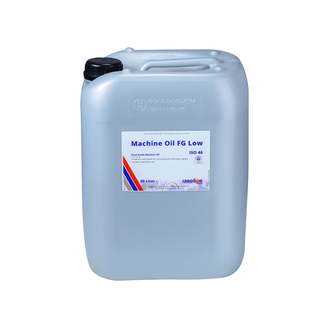 Machine Oil FG Low 食品级合成通用润滑油