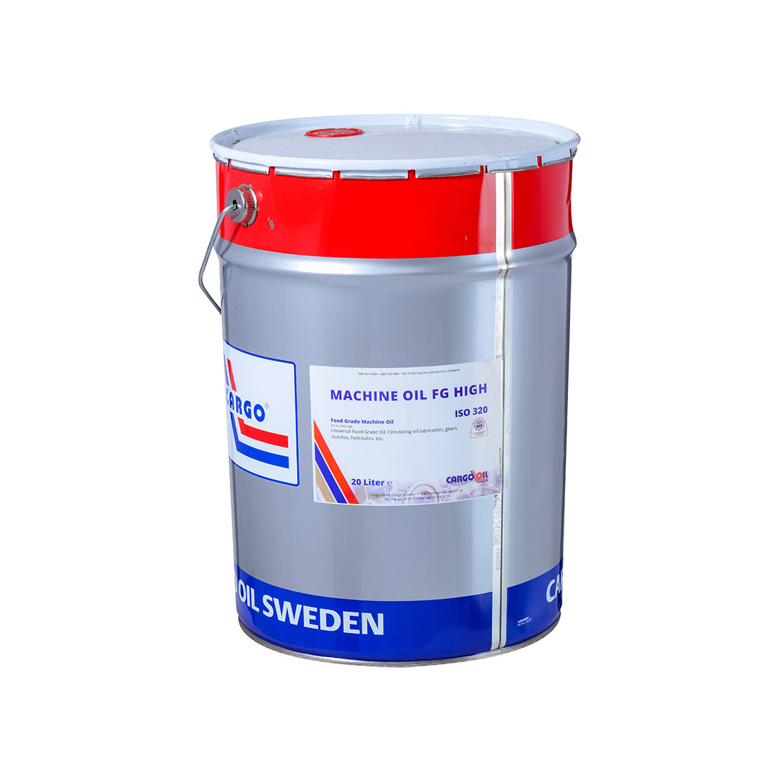 Machine Oil FG High 食品级合成通用润滑油