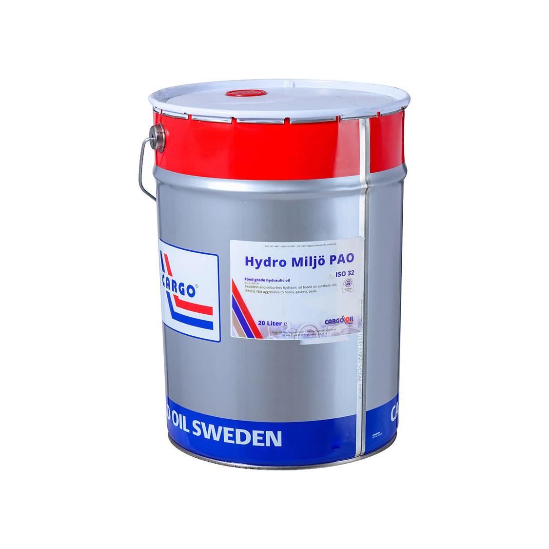 Hydro Miljo PAO 食品级合成液压油