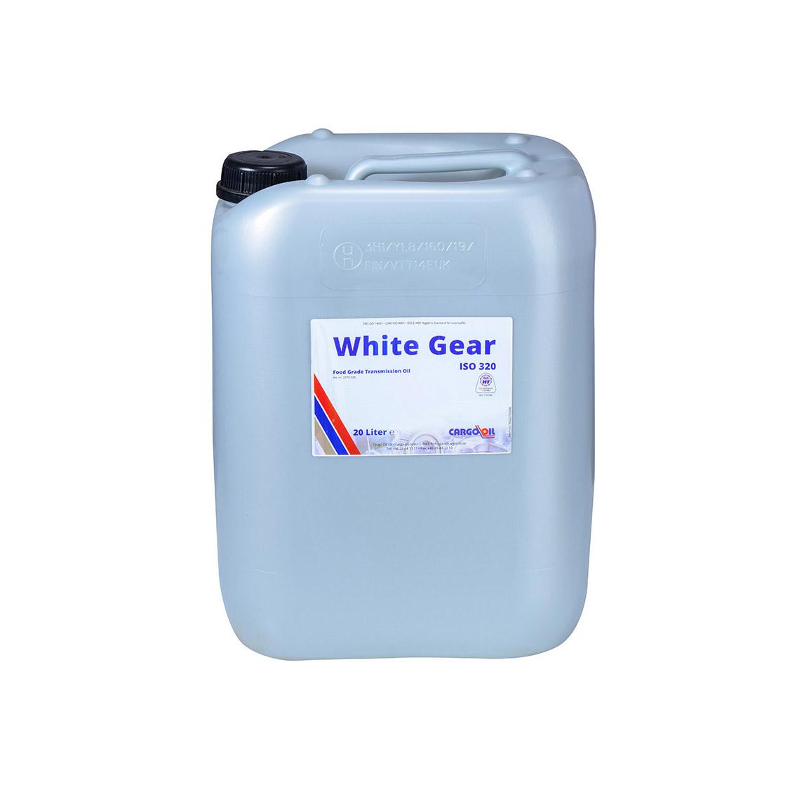 White Gear 食品级齿轮油