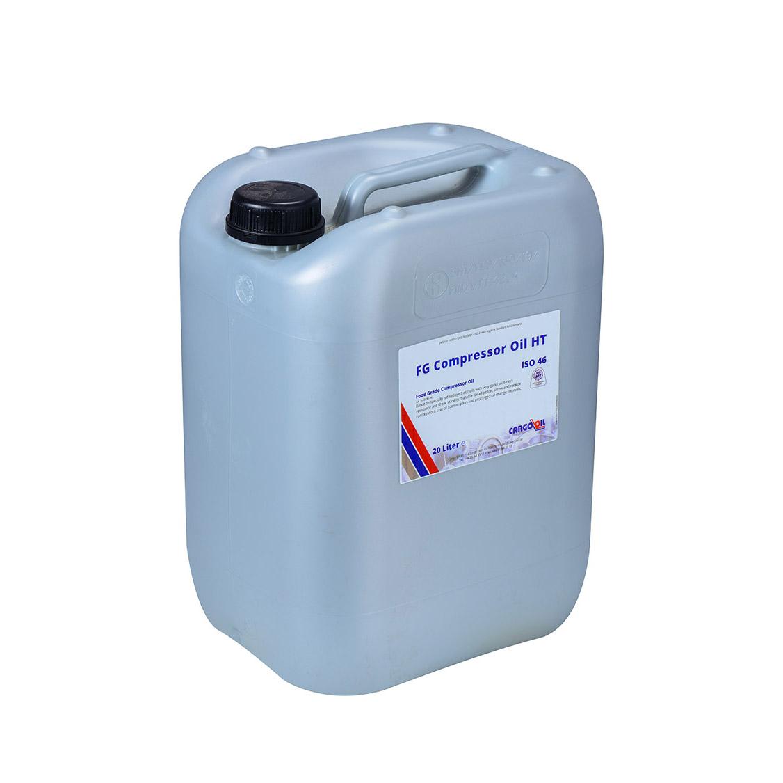FG Compressor Oil HT 食品级空气压缩机油